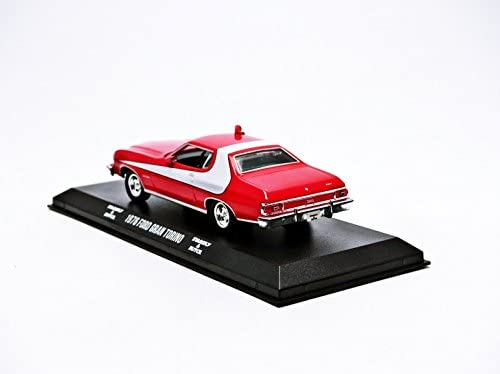 /86442/ /1974/ /Starsky /& Hutch/ /Ford Gran Torino/ /Rot//Wei/ß /Ma/ßstab 1:43/ Greenlight Collectibles/