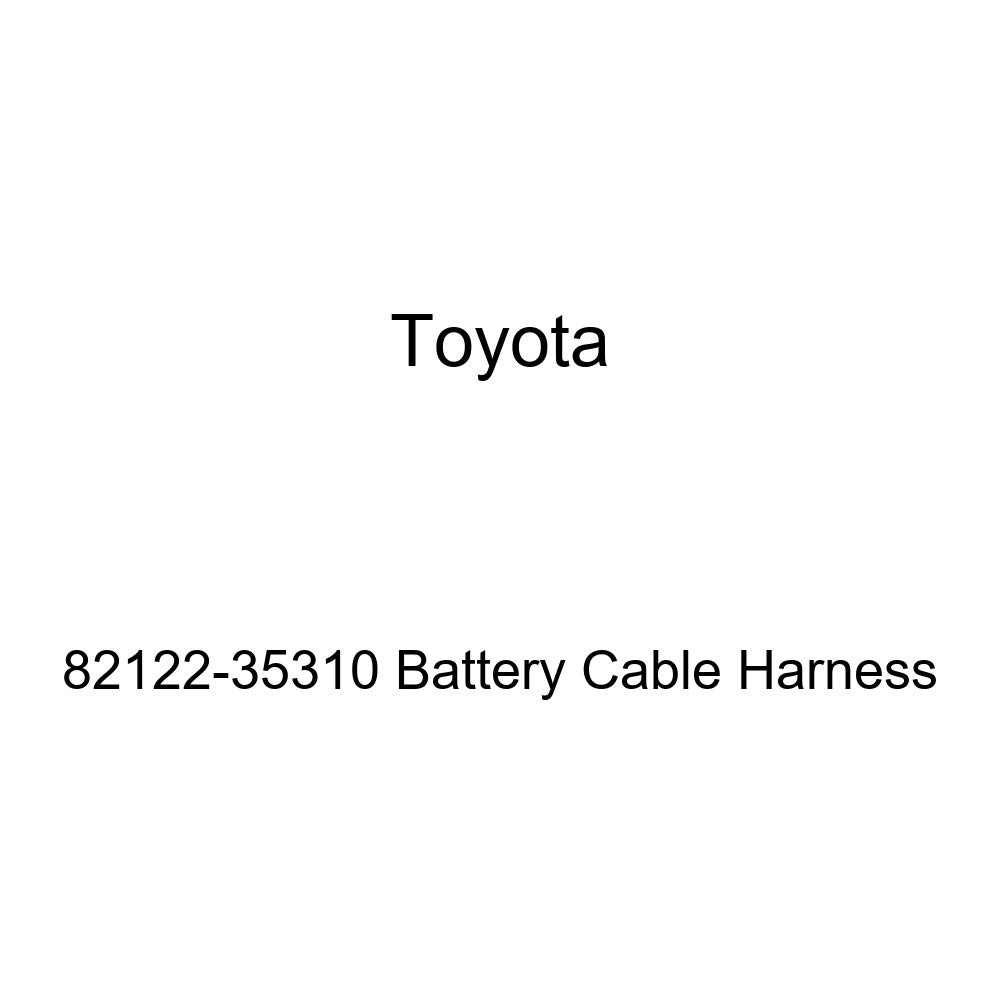 Toyota 82122-35310 Battery Cable Harness
