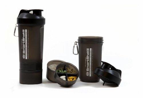 SmartShake Shaker Cup, 27-Ounce, Black