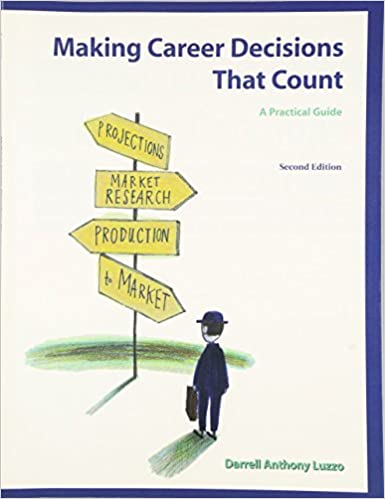 Ilmainen pdf-tiedostojen lataaminen Making Career Decisions That Count: A Practical Guide (2nd Edition) ePub