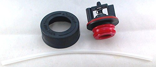 Bissell Sweeper Parts - Bissell Model 1698 Clean Water Solution Tank Cap Genuine Part # 2101795
