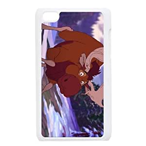 iPod Touch 4 Case White Brother Bear 2 Character Anda H2759918