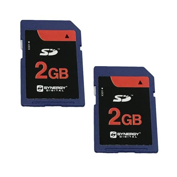 Nikon D50 Digital Camera Memory Card 2X 2GB Standard Secure Digital (SD) Memory Card (1 Twin Pack) 1 (2 Pack) of: 2GB Standard Secure Digital (SD) Memory Card Fast Speed Performance Compatiable with all SD Devices