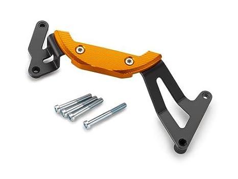 KTM RC390/390 Duque tapa del embrague Protección con aluminio Slider 90812967044: Amazon.es: Coche y moto