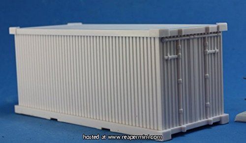 Shipping Container by Reaper Miniatures