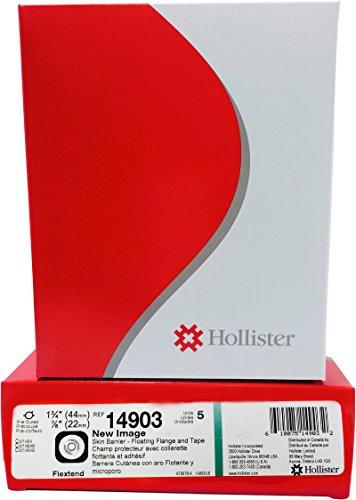 Hollister 14903 New Image Pre-Cut Skin Barrier 1 3/4