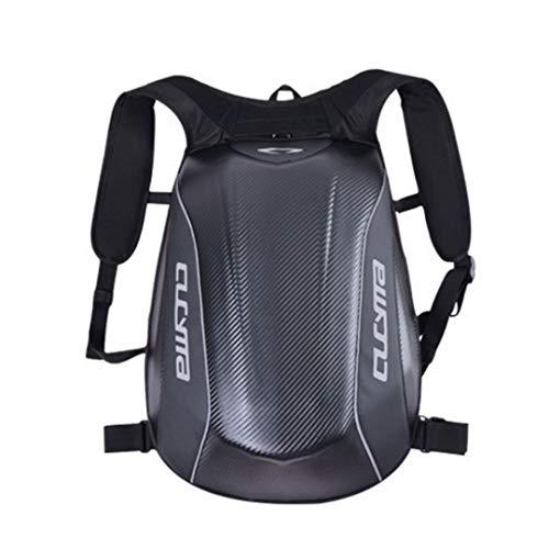 272bd97c0e Speciclny Motorcycle Bag Waterproof Motorcycle Backpack Carbon Fiber Motocross  Racing Riding Helmet Bag Motorbike Knight Backpack