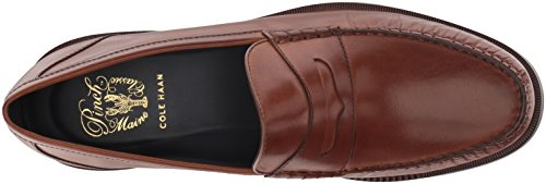 Cole Haan Men's Pinch Sanford Penny Loafer British Tan E9UmtMK3d