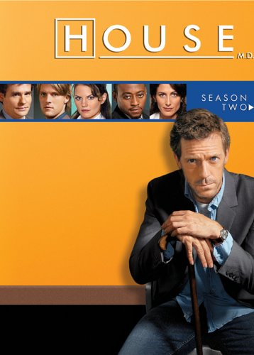 house dvd season 1 - 4