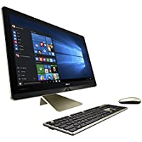 ASUS Zen Z240 23.8 TOUCH Desktop 2TB HD 16GB RAM (Intel Core i7-6700K processor - 4.00GHz TURBO to 4.20GHz, 16 GB RAM, 2 TB hard drive, 23.8 TOUCHSCREEN Full HD, Win 10) PC AiO Computer All-in-One