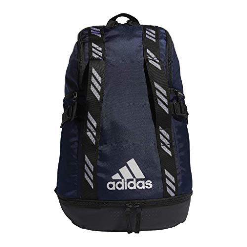 adidas Creator 365 Basketball Backpack, Collegiate Navy, One Size