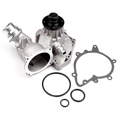 Bmw 540i Water Pump - OCPTY Gaskets Water Pump Fits for BMW E38 E39 E53 X5 740i 540i Land Rover Ranger 4.4L 4.6L 4.8L V8 AW9465