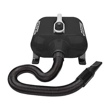 Secador y Expulsador para perros portátil. Artero Black 2 Motores.