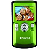Polaroid DVF-130GC USB Camcorder with 2.0-inch LCD Display (Green) (Discontinued by Manufacturer)