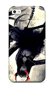 Kassia Jack Gutherman's Shop 5049559K81930093 Black Rock Shooter Feeling Iphone 5c On Your Style Birthday Gift Cover Case