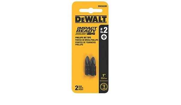 """Dewalt Accessories DWA3PH2IR Imp #2 Phil 3-1//2/"""" Bit"""