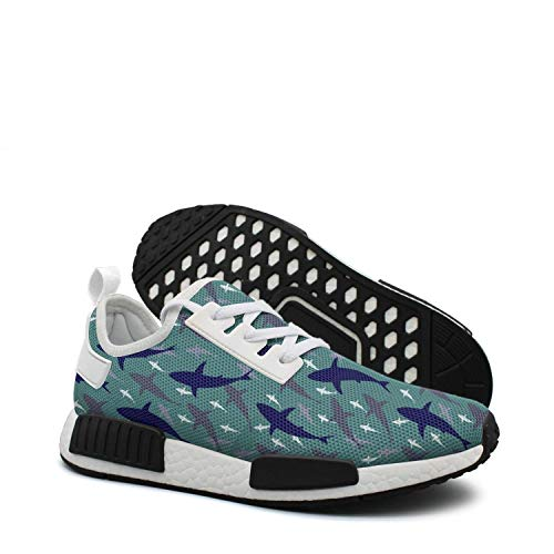 Camo shark pattern ladies running shoes nmd xr1 pk