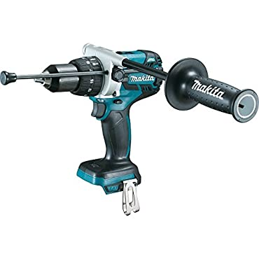 Makita XPH07Z LXT Lithium Ion Brushless Cordless Hammer Driver Drill with Tool , 1/2""