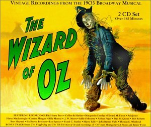 The Wizard of Oz - Vintage Recordings from the 1903 Broadway ()