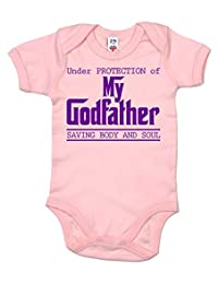Dirty Fingers, Under Protection of my Godfather, Baby Bodysuit