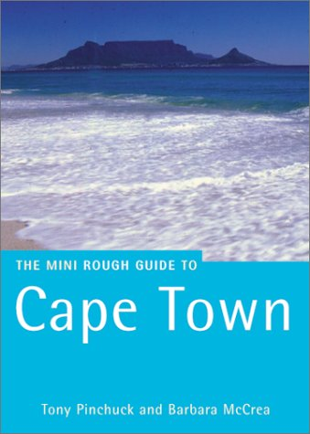 Download The Rough Guide to Cape Town ebook