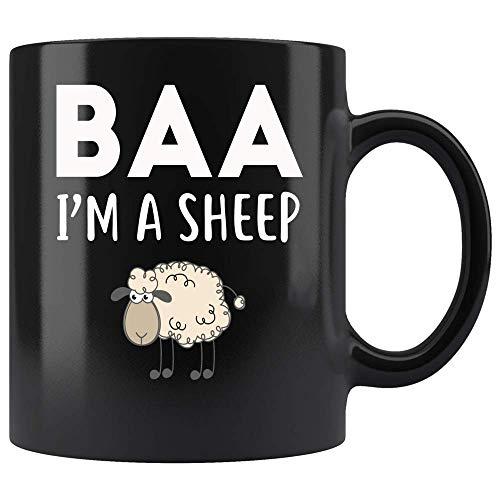 Coffee Mug Baa I'm A Sheep Coffee Mug