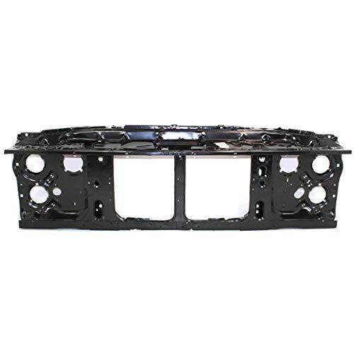 Chevrolet V20 Suburban Radiator Support - Radiator Support For 81-86 Chevrolet C10 87 R10 For Models w/Dual Lamps Primed