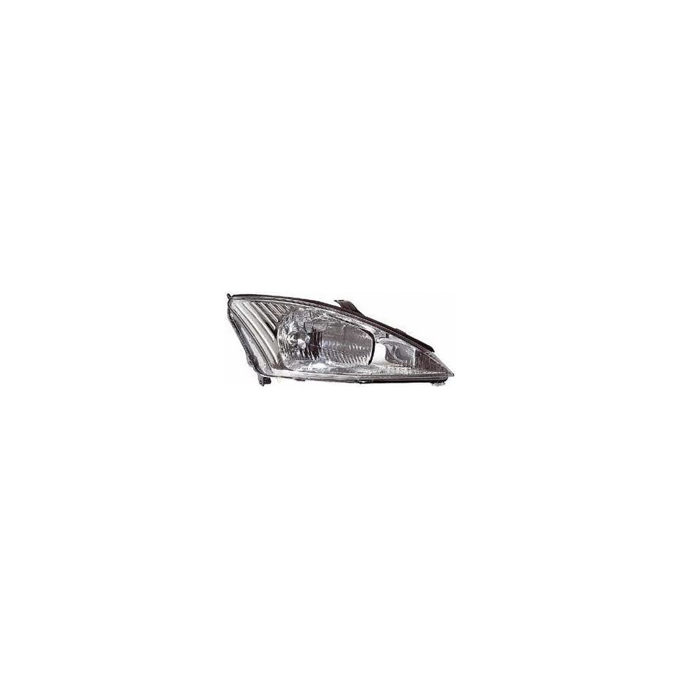 00 02 FORD FOCUS HEADLIGHT RH (PASSENGER SIDE), W/O HID Lamp, SVT Model (2000 00 2001 01 2002 02) 20 5827 00 YS4Z13008JC