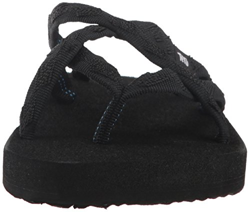 mix Black Donna B Nero Olowahu Teva W`s Flop Flip On 8761 w4xHxn0vqf