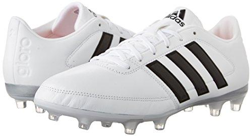 black Us Bianco Performance metallic 4 Galloccia Fg Adidas Calcio Metallizzato M 16 Argento Gloro White Silver Nero 1 OqUqn8Zx4