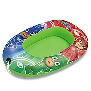 PJ Masks- Barca Hinchable para Playa O Piscina, Multicolor, 94 cm ...