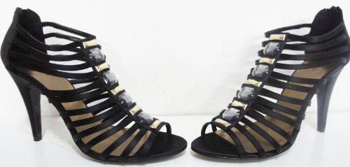 John Lewis Collection Oxalis bretelles strass arrière Zip Chaussures