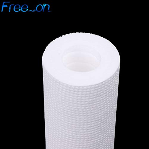 PP Replacement Water Filter Cartridges Reverse Osmosis Sediment Cleaning Remove
