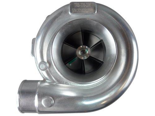 Amazon.com: CXRacing T76 Turbo Charger Turbocharger T4 .96AR Q Trim 800+ HP V8: Automotive