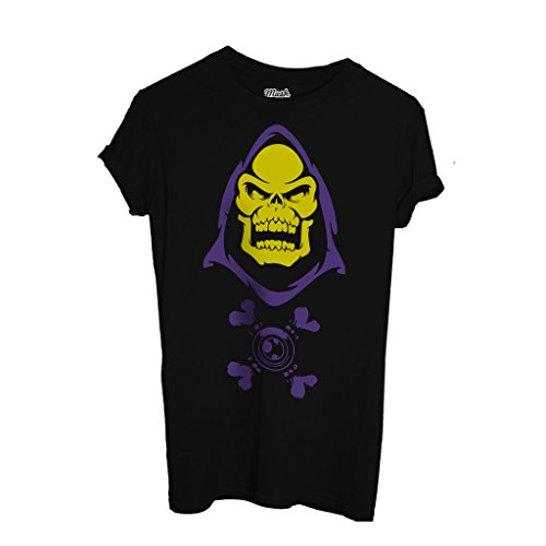 T-Shirt Master Of The Universe Skeletor Face - CARTOON by Mush Dress Your Style