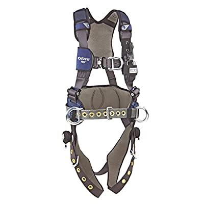 Image of 3M DBI-SALA ExoFit NEX Wind Energy Harness with Belt 1113216, Medium, EA, Fall Protection Harnesses