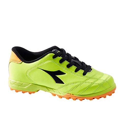 Diadora - Zapatillas de Material Sintético para niño C4102 GIALLO