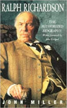 Book Ralph Richardson: The Authorized Biography