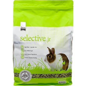 Supreme Rabbit Food Selective Rabbit Jr 4 lbs