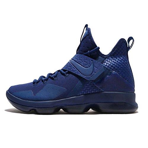 Nike Mens Lebron Xiv Lmtd Ep, Blu Costiero / Stella Bianca Blu Blu Costiero / Stella Bianca Blu