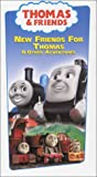 Thomas The Tank Engine And Friends - New Friends For Thomas [VHS]