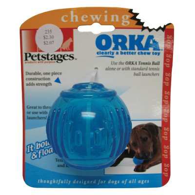 Orka Tennis Ball Dog Toy [Set of 2]