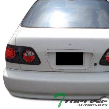 00 Honda Civic 4dr Tail - 2