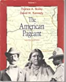 American Pageant 9/E, Bailey and Kennedy, Deirdre, 066921051X