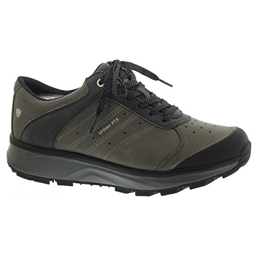 Joya Mens Innsbruck Low Proof-Tex Nubuck Trainers Pietra