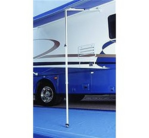 Carefree Rv Awning Rafter (RV Trailer CAREFREE/CO. Rafter Vi Grnd Support- Satin Awning Ground Support Arm)