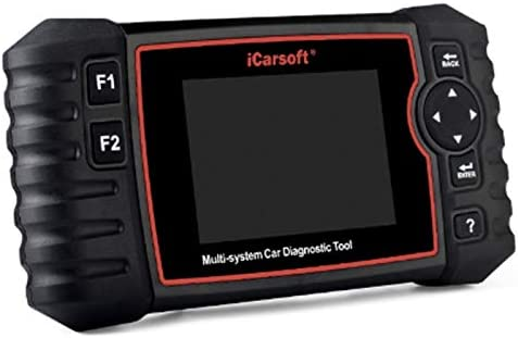 iCarsoft Máquina Diagnosis Fiat FA V2.0 versión 2019