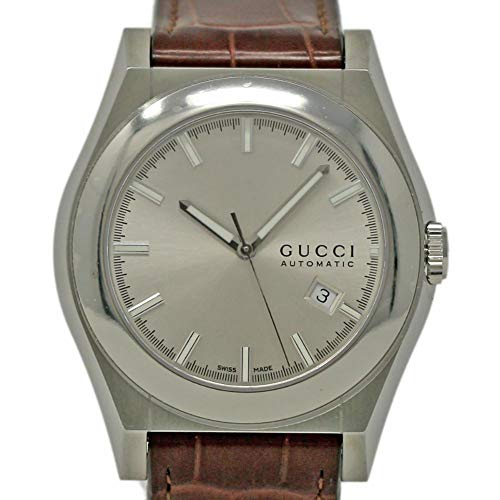 Gucci Pantheon Swiss-Automatic Male Watch YA115218 (Certified Pre-Owned)