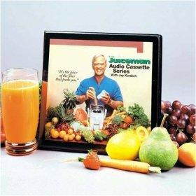 Jay Juiceman's Audio Cassette Series Favorite Vegetable Juice Recipes