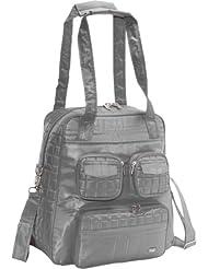 Lug Puddle Jumper Overnight/Gym Bag, Fog Grey